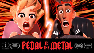 Pedal to the Metal - Sound Design