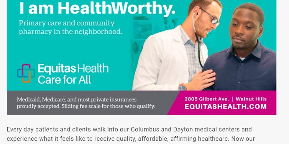 Equitas Health expanding into Cincinnati, OH!