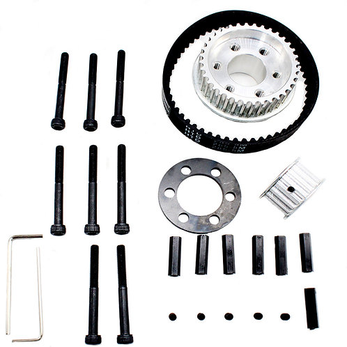 VANPRO DIY Electric skateboard 8352,9052,9752PU wheel synchronous wheel set Long