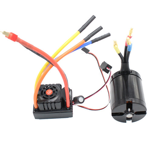 VANPRO electric skateboard DIY brushless power set PWM signal 120A ESC/5065 270K