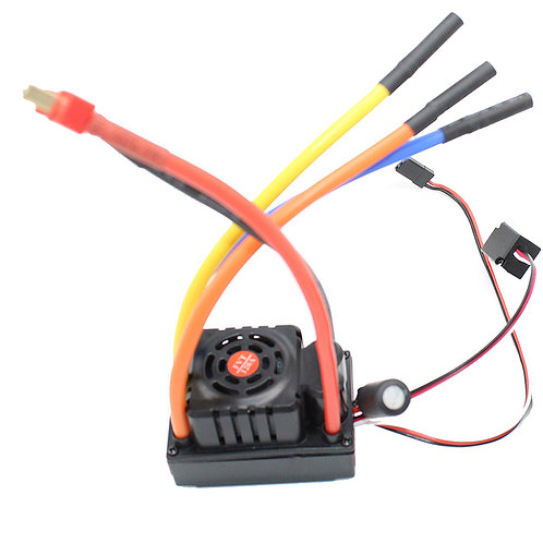 VANPRO electric skateboard DIY brushless power  PWM signal 120A ESC  2-6S