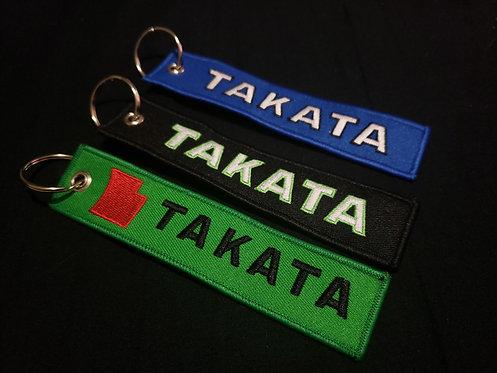 Takata Flight tag