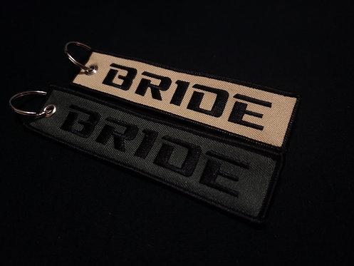 Bride Flight tag
