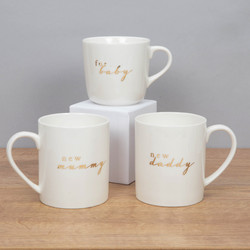 New Parents Mugs