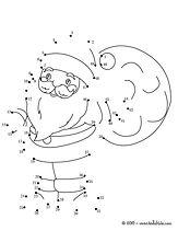 Santa dot to dot