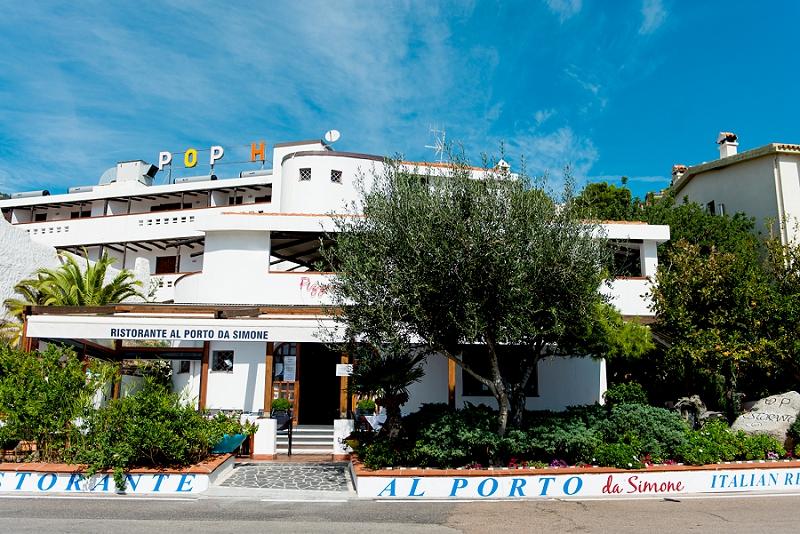 Hotel Ristorante PoP Cala Gonone