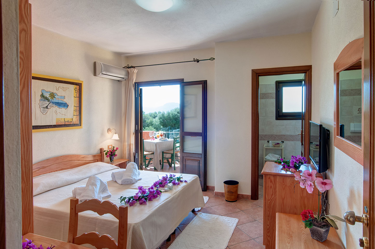 Hotel I Ginepri Cala Gonone