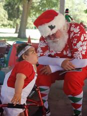 The Mitten State Santa
