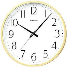 Rhythm Wall Clock - CMG122NR07