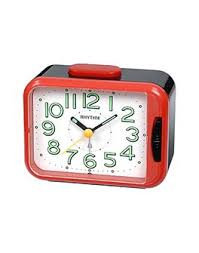 Rhythm Alarm Clock - CRA839WR01