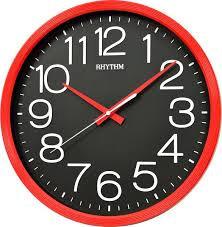 Rhythm Wall Clock - CMG495DR01