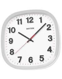 Rhythm Wall Clock - CMG528NR03