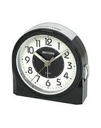 Rhythm Alarm Clock - 8RE647WR02