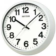 Rhythm Wall Clock - CMG536NR03