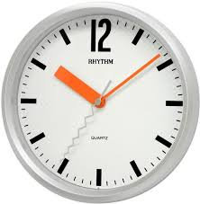 Rhythm Wall Clock - CMG890BR19