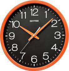 Rhythm Wall Clock - CMG494DR14