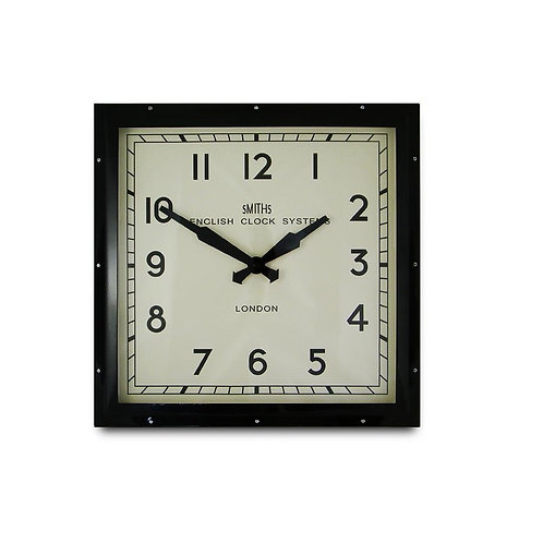 SMITHS CLASSIC WALL CLOCK - PL4028
