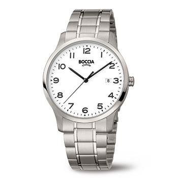 3595-01 Boccia Titanium Men's Watch