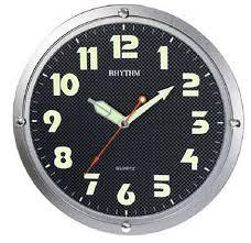 Rhythm Wall Clock - CMG429NR19
