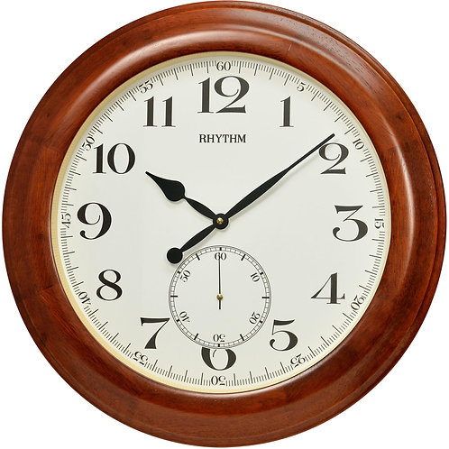 Rhythm Wall Clock - CMG293NR06