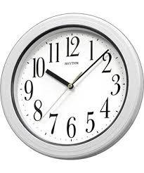 Rhythm Wall Clock - CMG449NR03