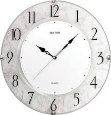 Rhythm Wall Clock - CMG400NR03