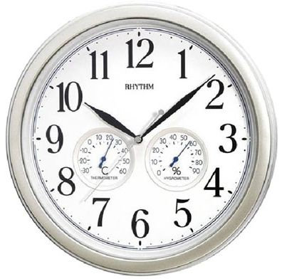 Rhythm Wall Clock - 8MGA26WR19