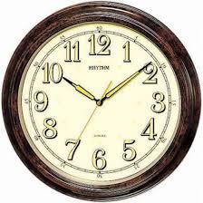 Rhythm Wall Clock - CMG713NR06