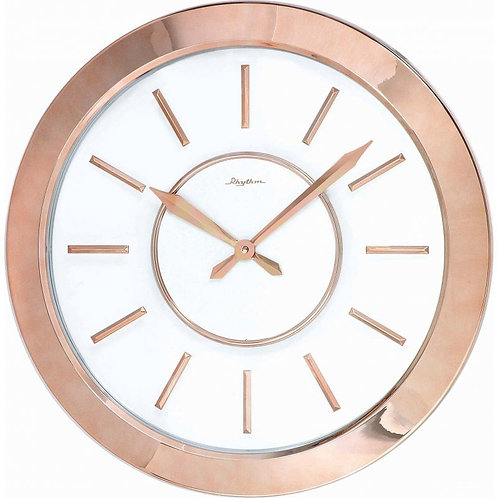 Rhythm Wall Clock - CMG749NR13