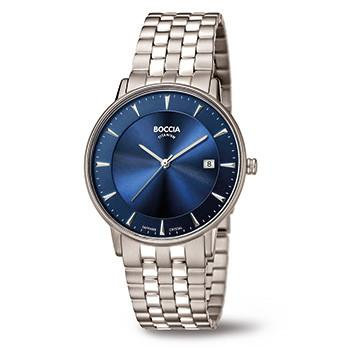 3607-03 Boccia Titanium Men's Watch