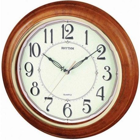 Rhythm Wall Clock - CMG425BR06