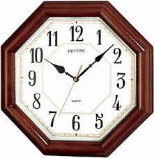 Rhythm Wall Clock - CMG912NR06