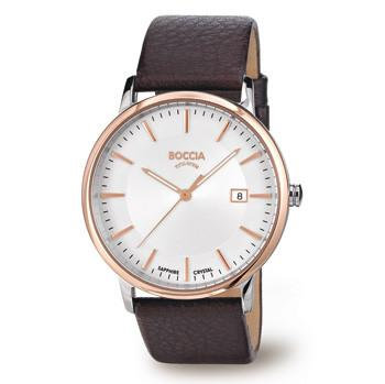 3557-04 Men's Boccia Titanium Watch