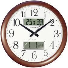 Rhythm Wall Clock - CFG901NR06