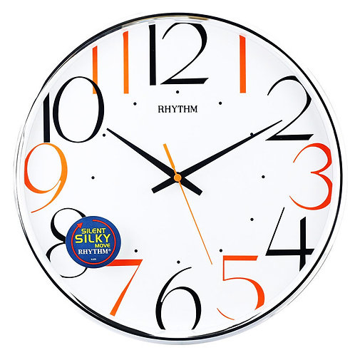 Rhythm Wall Clock - CMG486NR66