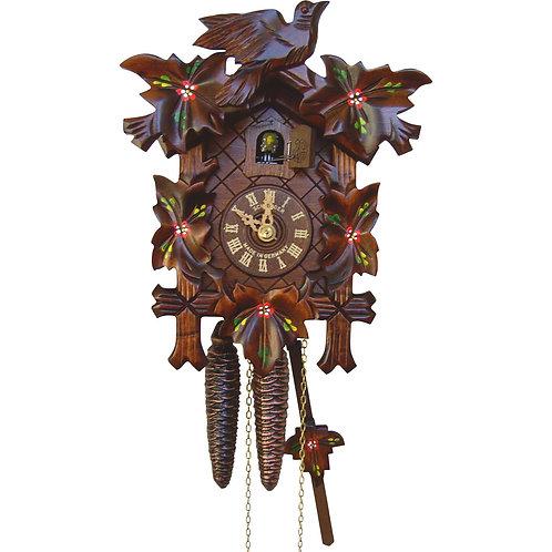 Hubert Herr Cuckoo Clock - HH302/1Q-WR