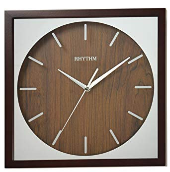 Rhythm Wall Clock - CMG119NR06