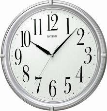 Rhythm Wall Clock - CMG404NR19