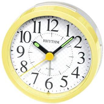 Rhythm Alarm Clock - CRE849WR33