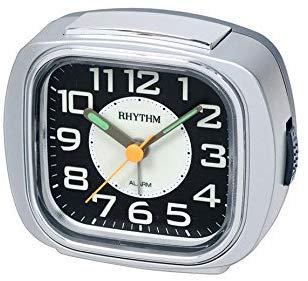 Rhythm Alarm Clock - CRE847WR19