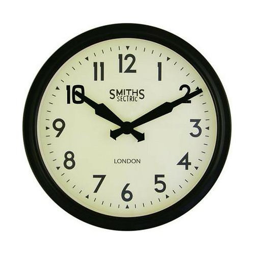 SMITHS CLASSIC WALL CLOCK - PL6044