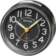 Rhythm Alarm Clock - CRE850WR02