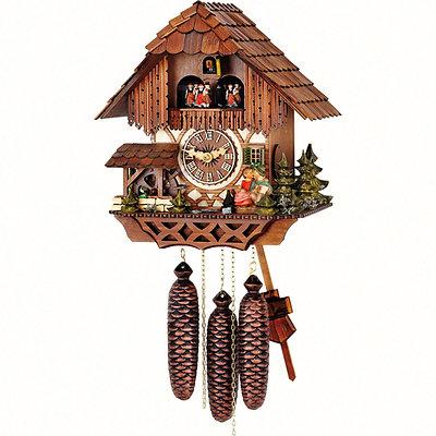 Hubert Herr Cuckoo Clock - HH65/26/8VRM