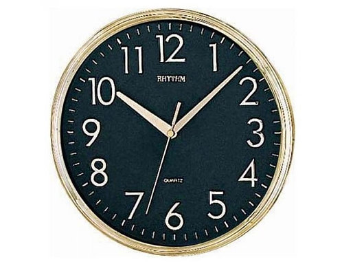 Rhythm Wall Clock - CMG716CR65