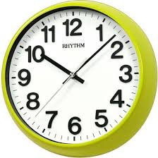 Rhythm Wall Clock - CMG536NR05