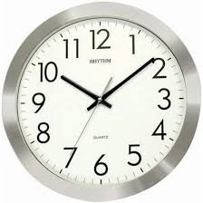 Rhythm Wall Clock - CMG809NR19