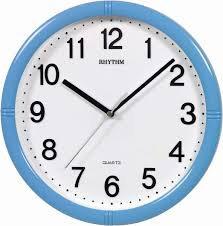 Rhythm Wall Clock - CMG434NR04