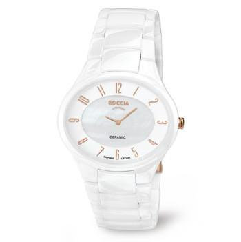 3216-03 Ladies Boccia Titanium Watch