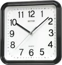 Rhythm Wall Clock - CMG450NR02