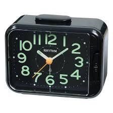 Rhythm Alarm Clock - CRA839WR02